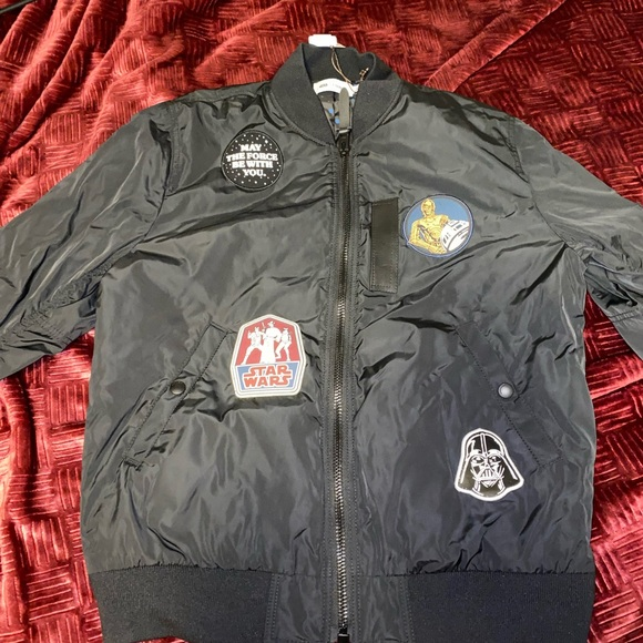 Coach Other - Coach / Star Wars bombers jacket size large